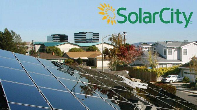 SolarCity илон маск