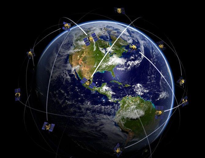 спутники starlink