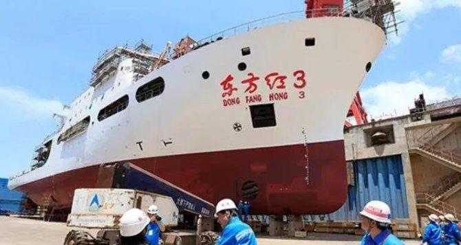 судно Дунфанхун