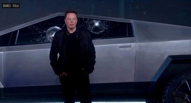 Tesla Truck илон  маск