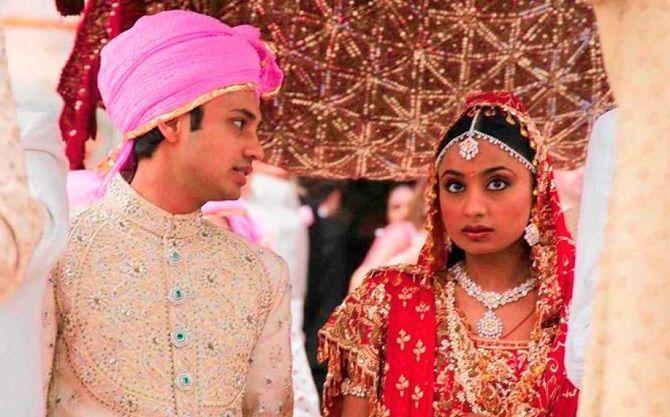 Ваниша Миттал и Амит Бхатия