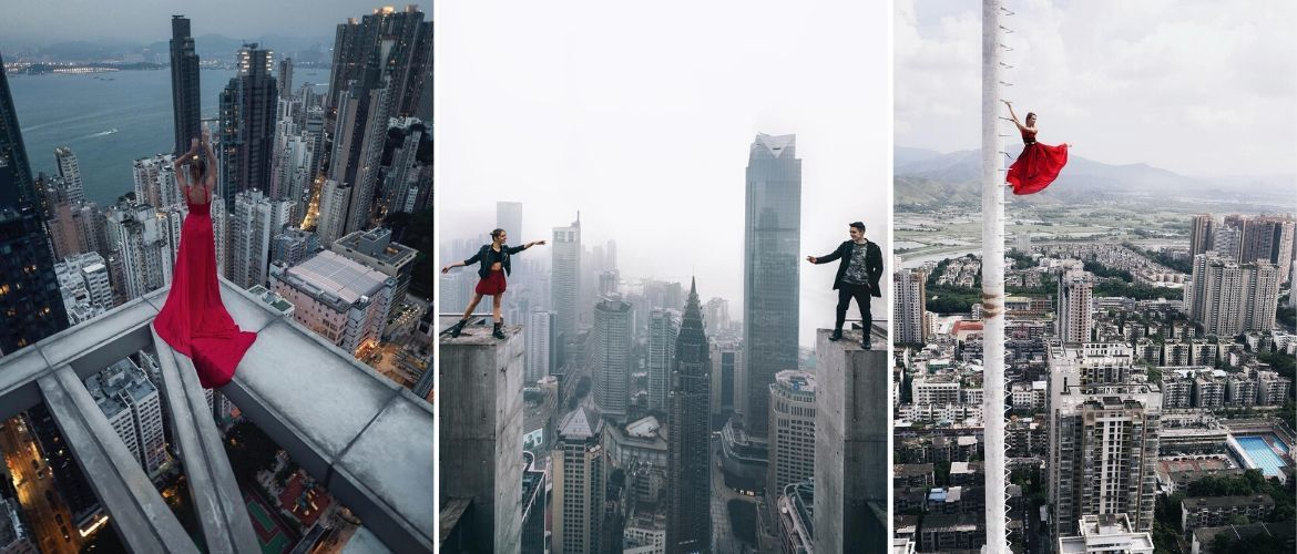 Extreme sports on the edge of common sense: TOP-7 most dangerous hobbies