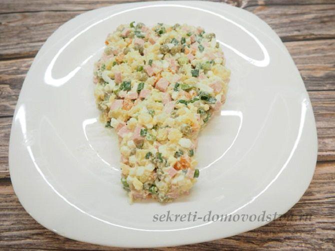 Самые вкусные новогодние салаты: ТОП-5 рецептов от Joy-pup 9