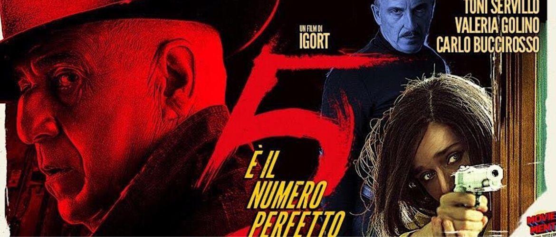 Кримінальна драма «Щасливе число 5»: помста італійського кілера