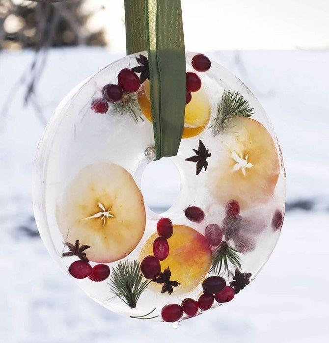 Рождественский венок своими руками: 5 стильных новогодних декоров 6