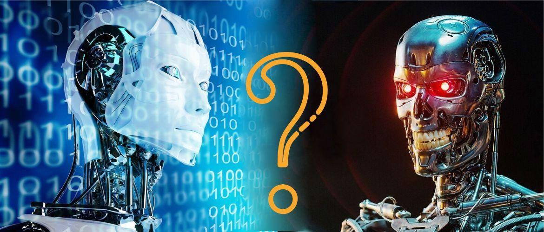 Штучний інтелект – реальний «Скайнет» чи підтримка і опора людини?