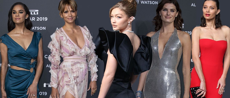 Как у звезд Голливуда: лучшие модели платьев на Новый год 2021
