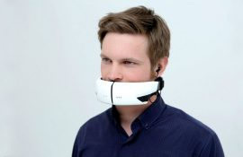 Голосовая маска Hushme