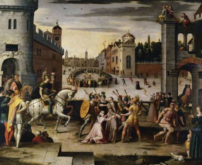 За кадром: 9 історичних фактів, що надихнули творців «Гри престолів» 1