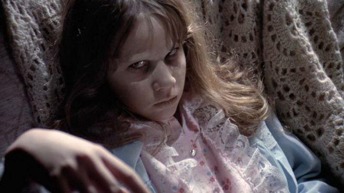 Линда Блэр, «Изгоняющий дьявола