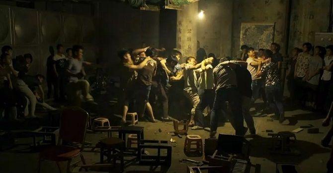 китайский фильм Озеро диких гусей