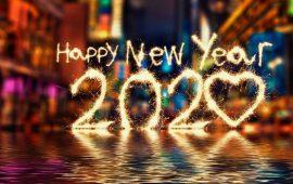 Красивые поздравления и пожелания на Новый год 2020