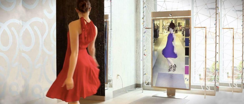 Примірочна-консультант і дзеркало-стиліст: що ще чекає нас в магазинах майбутнього?