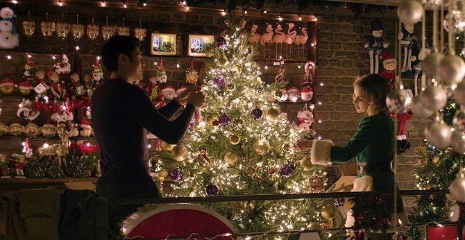 Мелодрама Рождество на двоих