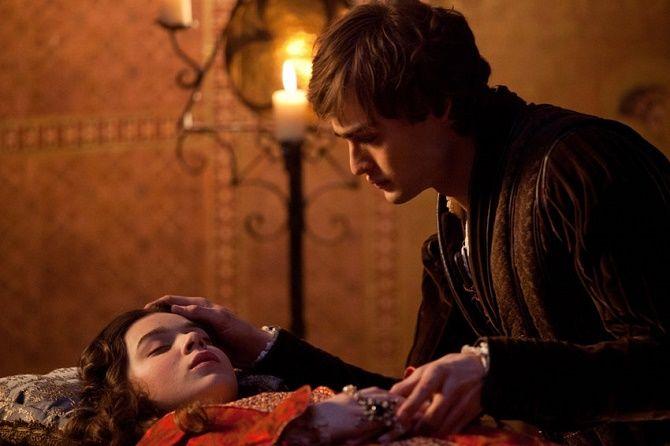 Кадр из фильма «Ромео и Джульетта» (2013)