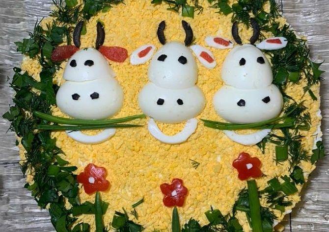 Самые вкусные новогодние салаты: ТОП-5 рецептов от Joy-pup 1