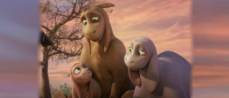 Мультфильм «Тайна Мосли»: невероятное путешествие необычных животных в борьбе против рабства