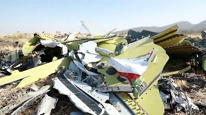 крушение Boeing-737