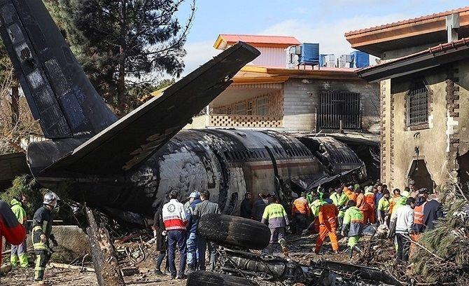 крушение крушение самолета Boeing 707