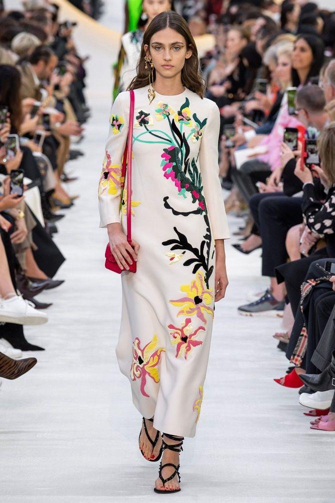 модні сукні весна-літо