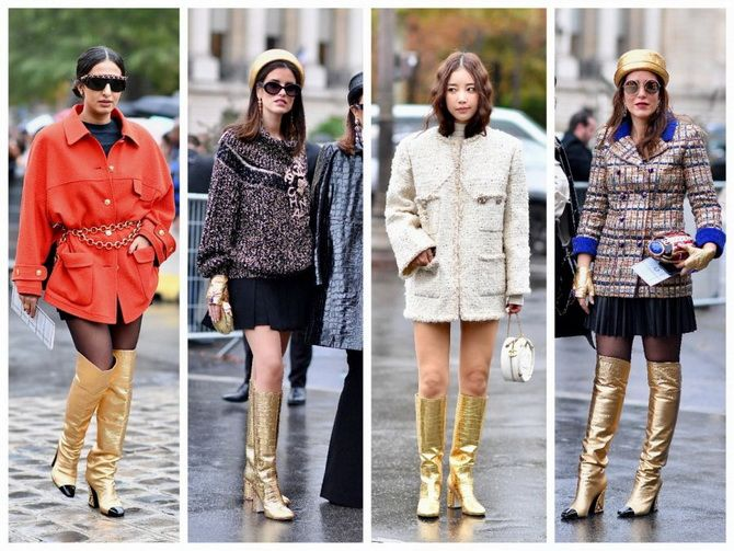 дівчата в чоботях