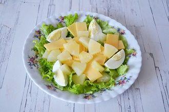 Прості і смачні рецепти салатів з креветками 1