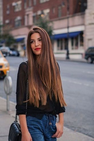 стрижка тонкий волос