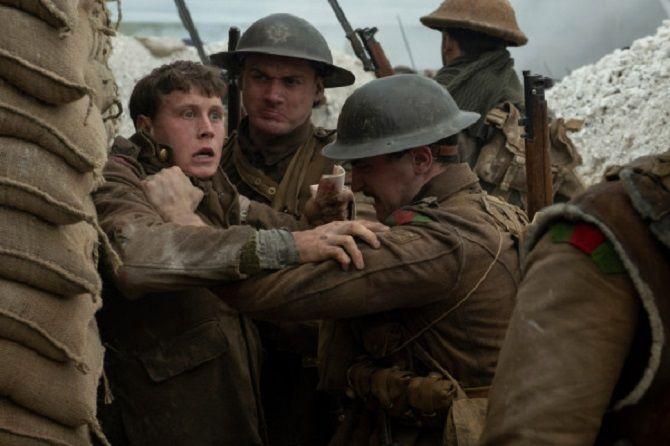 Фильм на военную тематику «1917»: претендент на десять номинаций премии «Оскар» 1