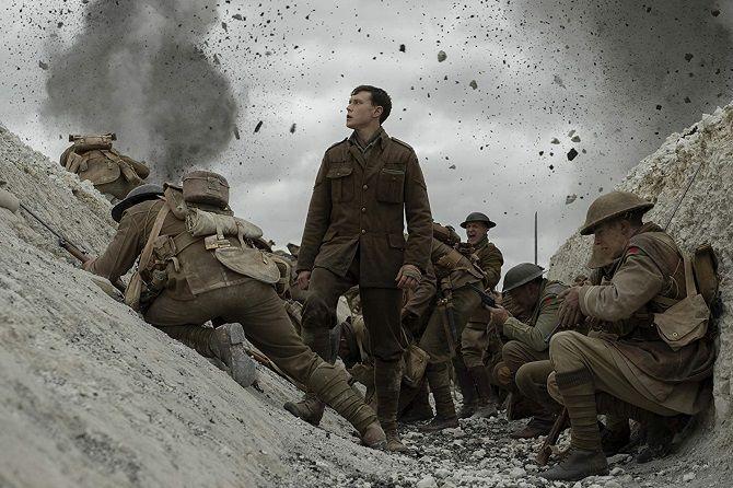 Фильм на военную тематику «1917»: претендент на десять номинаций премии «Оскар» 3