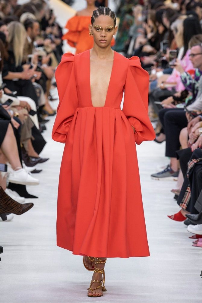 Fashionable dresses spring-summer 2020