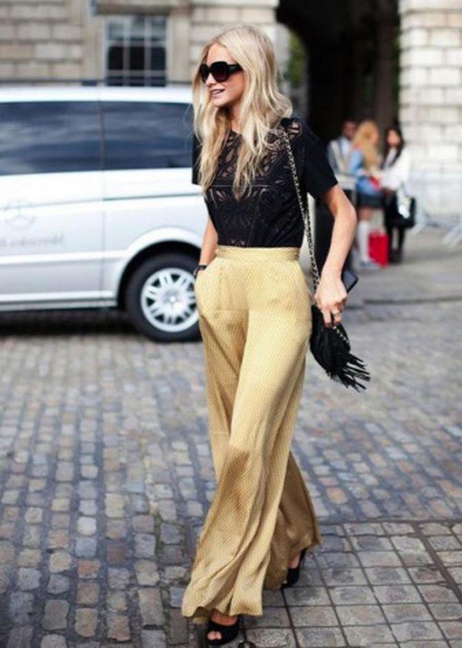 брюки женские фото