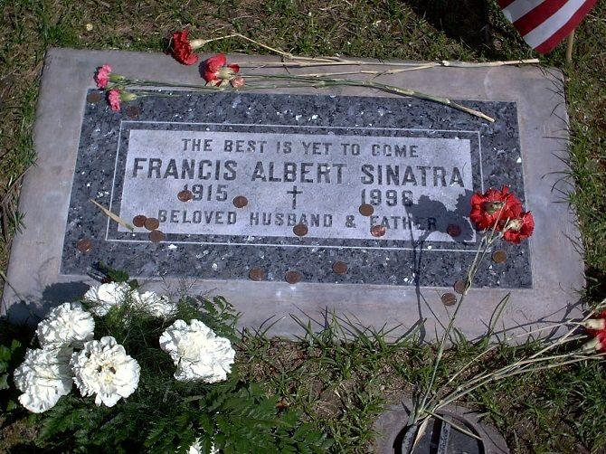 могила Френка Сінатра