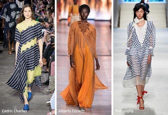 модные тренды весны 2020