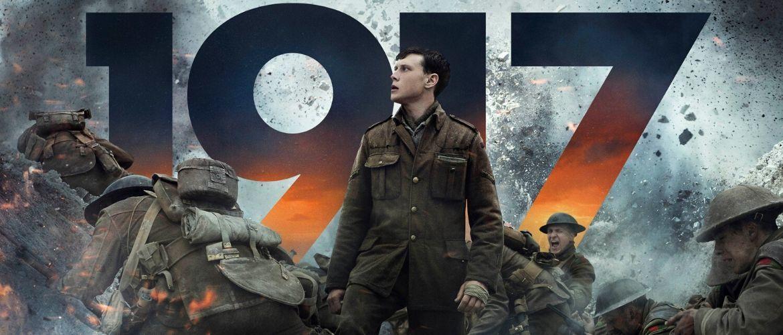 Фільм на військову тематику «1917»: претендент на десять номінацій премії «Оскар»