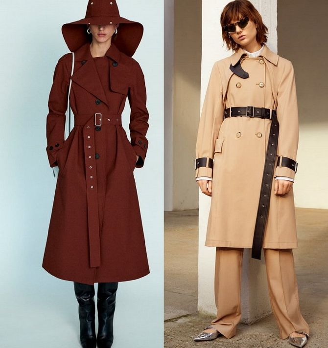Raincoats and Trench Coats