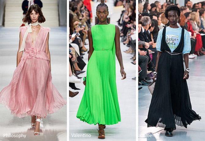 модні тренди весни 2020 року