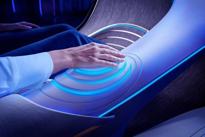Это нереально! Mercedes-Benz создал футуристический автомобиль в стиле фильма «Аватар» 5