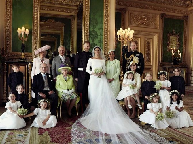 wedding Prince Harry and Meghan Markle