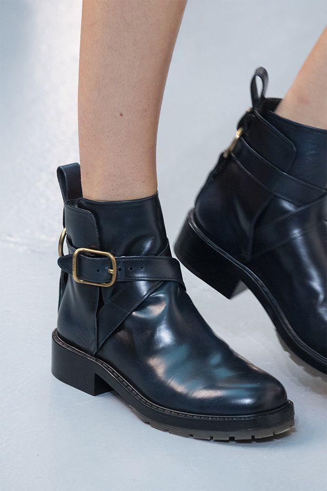 Грубі черевики