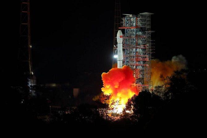 Трагедия на космодроме Сичан