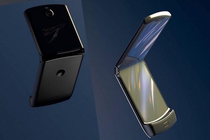 Motorola Razr (2020) смартфон