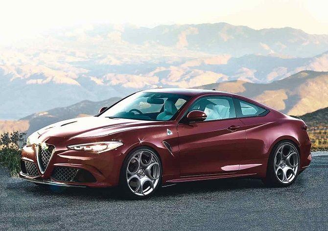 Alfa Romeo GTV 2020