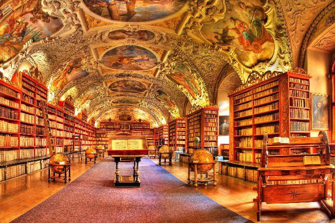 уникальные библиотеки
