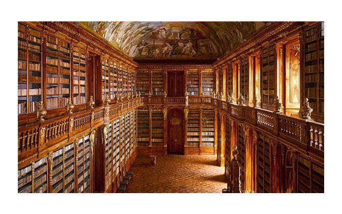 Библиотека Эскориала