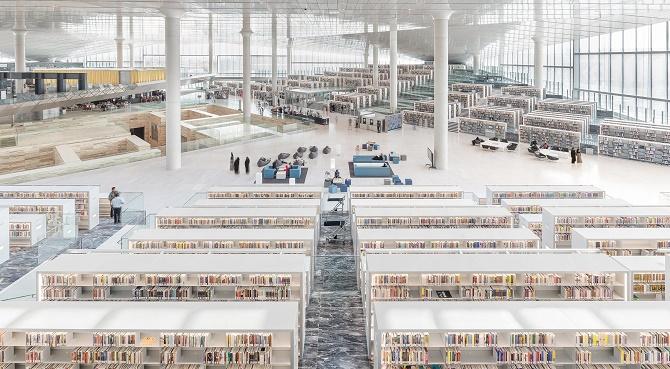 10 уникальных библиотек мира, в которых замираешь от восторга 5