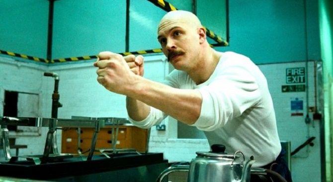 Кадр из фильма «Бронсон» (2008)