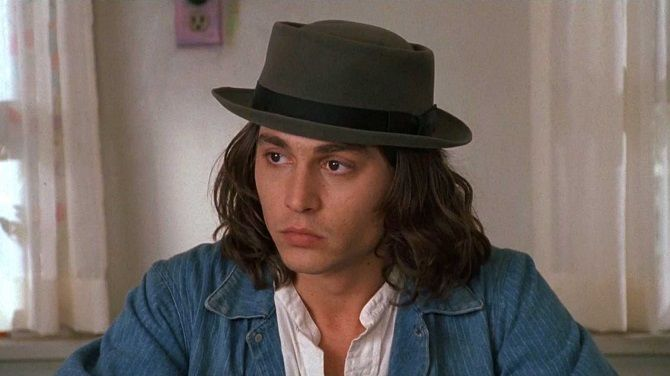 Кадр из фильма «Бенни и Джун» (1993)