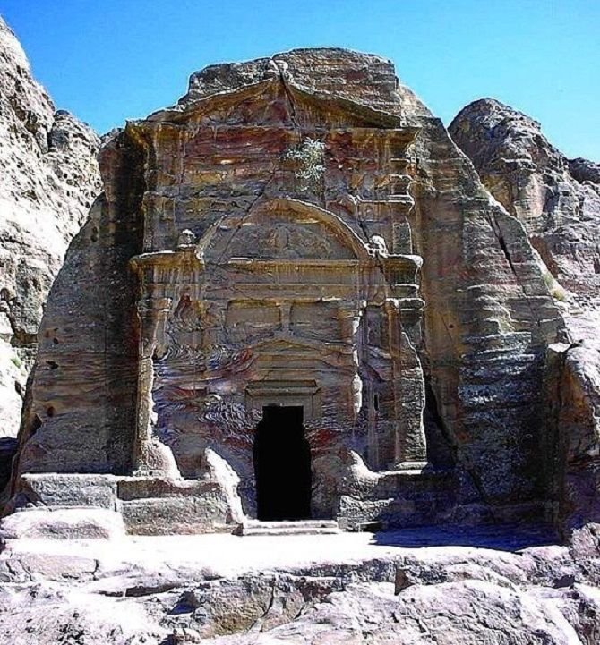 Amphitheatre Петра