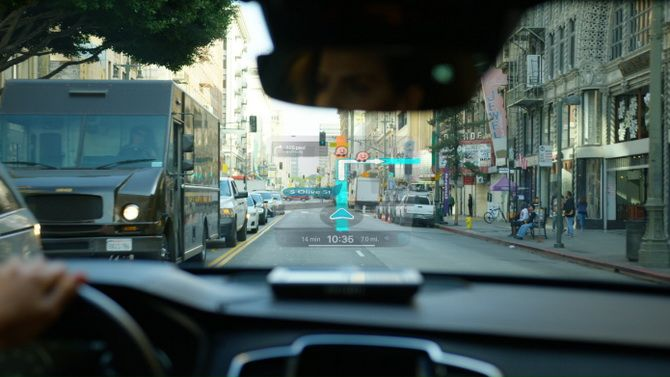 EyeDrive – смарт-хелпер для водителя