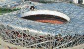 стадион в пекине